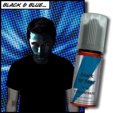 Arôme Black n Blue - TJuice