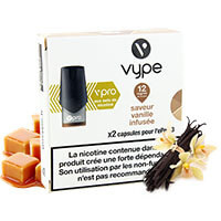 Capsules ePen 3 Vanille Infusée - Vype