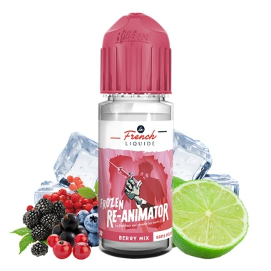 Frozen Re-Animator Berry Mix 20ml - Le French Liquide
