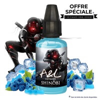 Arôme Shinobi 30ml - Ultimate
