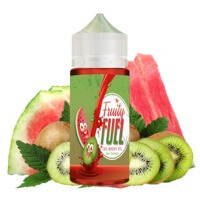 The Wooky Oil 100ml - Fruity Fuel