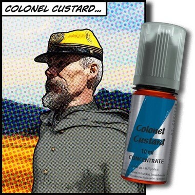Arôme Colonel Custard - TJuice
