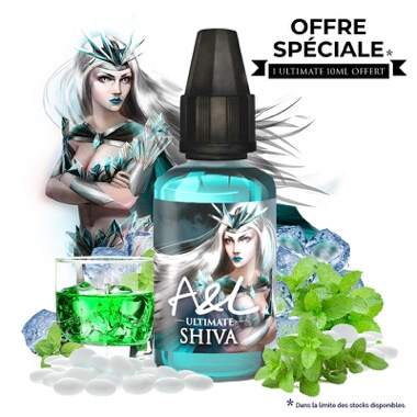 Arôme Shiva 30ml - Ultimate
