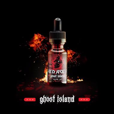 Ghost Island - Red Rock