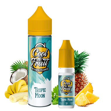 Tropic Moon 60ml - Cool N'Fruit