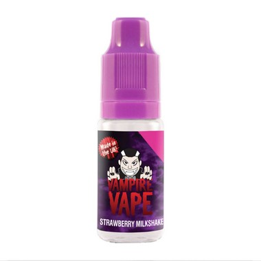 Strawberry Milkshake - Vampire Vape