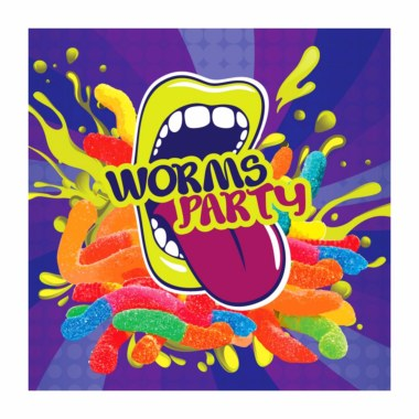 Arôme Worms Party - Big Mouth