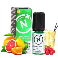 Green Kelly sel de nicotine - Nicotine Plus - TJuice
