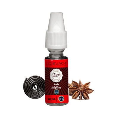 Anis Réglisse 10ml - Tasty Collection - Liquidarom