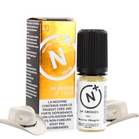 UK Smokes sel de nicotine - Nicotine Plus - TJuice