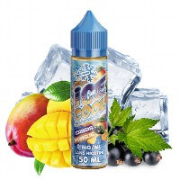 Cassis Mangue 50ml - Ice Cool