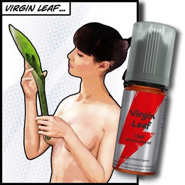 Virgin Leaf - TJuice