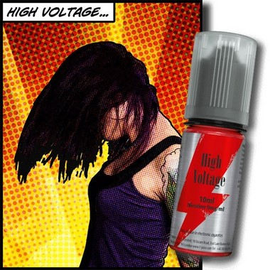 High Voltage - TJuice
