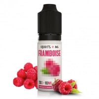 Framboise - Sels de nicotine - FRUUITS