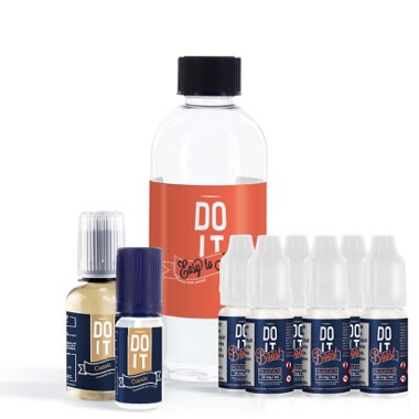 Pack DIY Classic 240ml - EASY TO MIX - DO IT