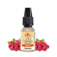 Framboise - Fruités - Green Vapes