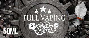 Full Vaping 50ml Green Vapes