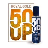 Royal Gold 50ml - E-Liquide UP