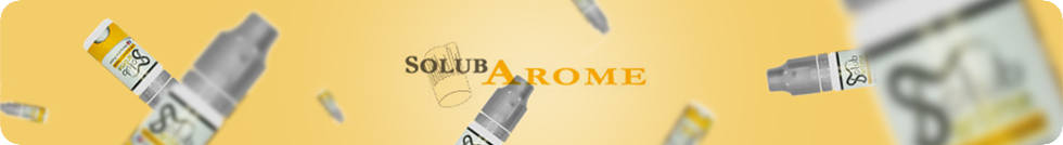 Arôme premiums DIY Solubarome