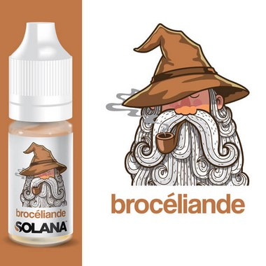 Brocéliande - Solana