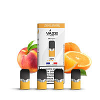 Cartouches Peach Orange - Vaze