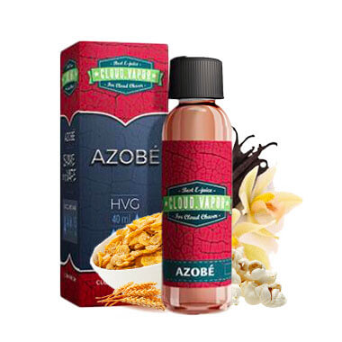 Azobé 50ml - High VG - Cloud Vapor