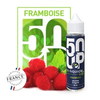Framboise 50ml - E-Liquide UP