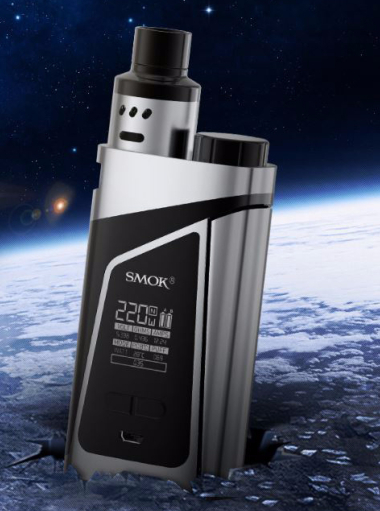 Kit Skyhook 220W / Atomiseur RDTA - Smoktech
