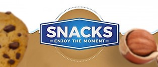 Gamme d'arômes complexes Snacks