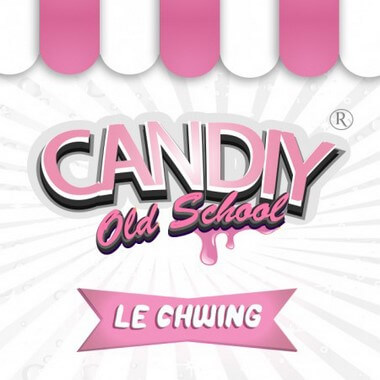 Arôme Le Chwing - CanDIY Old School