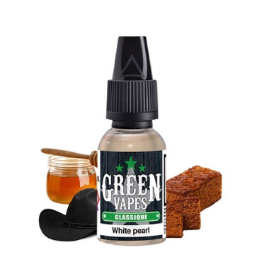 White Pearl - Classique - Green Vapes