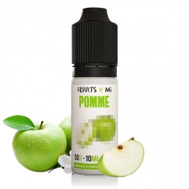 Pomme - Sels de nicotine - FRUUITS