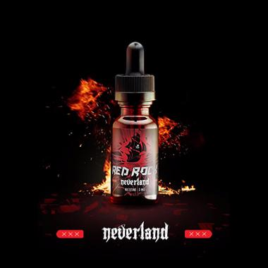 Neverland - Red Rock