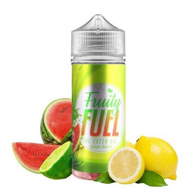 The Green Oil 100ml - Fruity Fuel