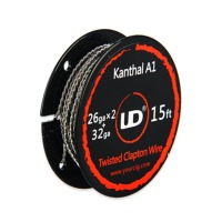 Twisted Clapton Wire 26ga x2 + 32ga 5m - Youde