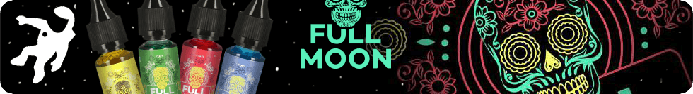Arôme premiums DIY Full Moon Just Fruit Malaisie