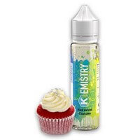 Red Velvet Cupake 50ml - Kemistry