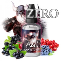 Arôme Ragnarok Zero 30ml - Ultimate