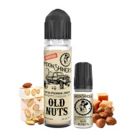 Old Nuts Moonshiners 60ml - Le French Liquide