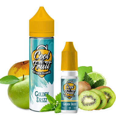 Golden Drizz 60ml - Cool N'Fruit