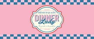 gamme e liquide anglaise Dinner Lady