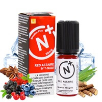 Red Astaire sel de nicotine - Nicotine Plus - TJuice