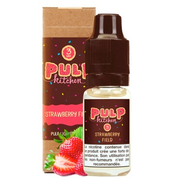 Strawberry Field - Pulp Kitchen