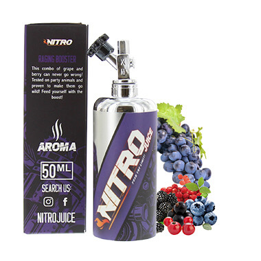 Raging Booster 50ml - Nitro Juice