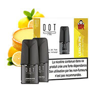 Cartouche Dot Pro Lemon Pie (x2) - Vampire Vape