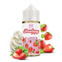 Strawberry Jerry 100ml - Instant Fuel