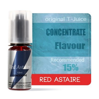 Arôme Red Astaire - TJuice