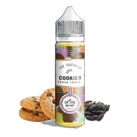 Cookies Fèves Tonka 50ml - Le Coq Qui Vape