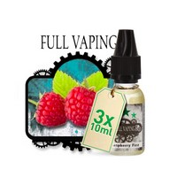 Raspberry Fizz - Full Vaping