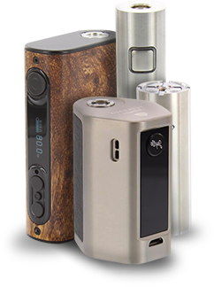 mod box mod tubes cigarette électronique